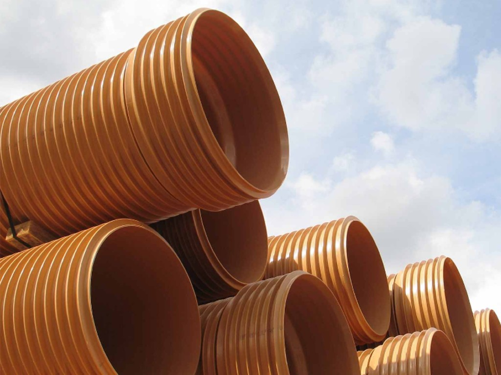 recycled pvc pipes