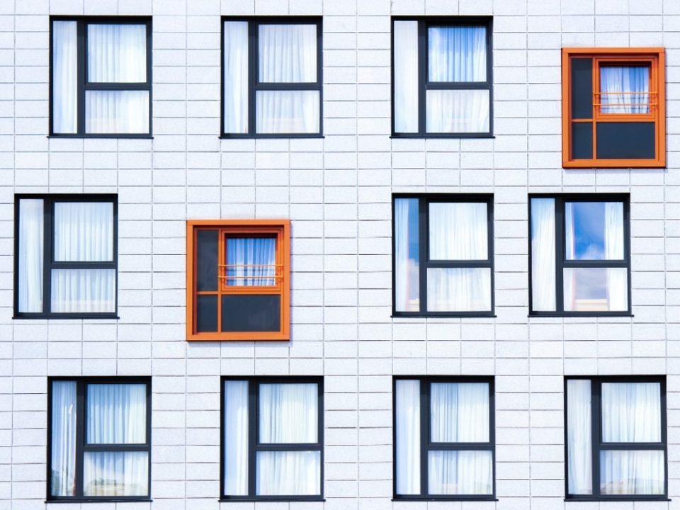 recycled pvc window profile